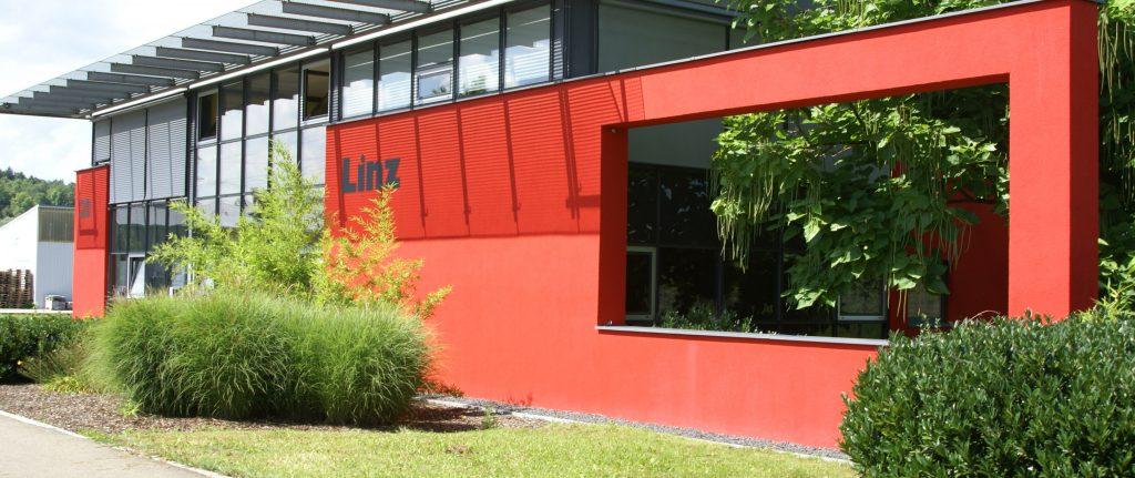 Linz GmbH Gebäude