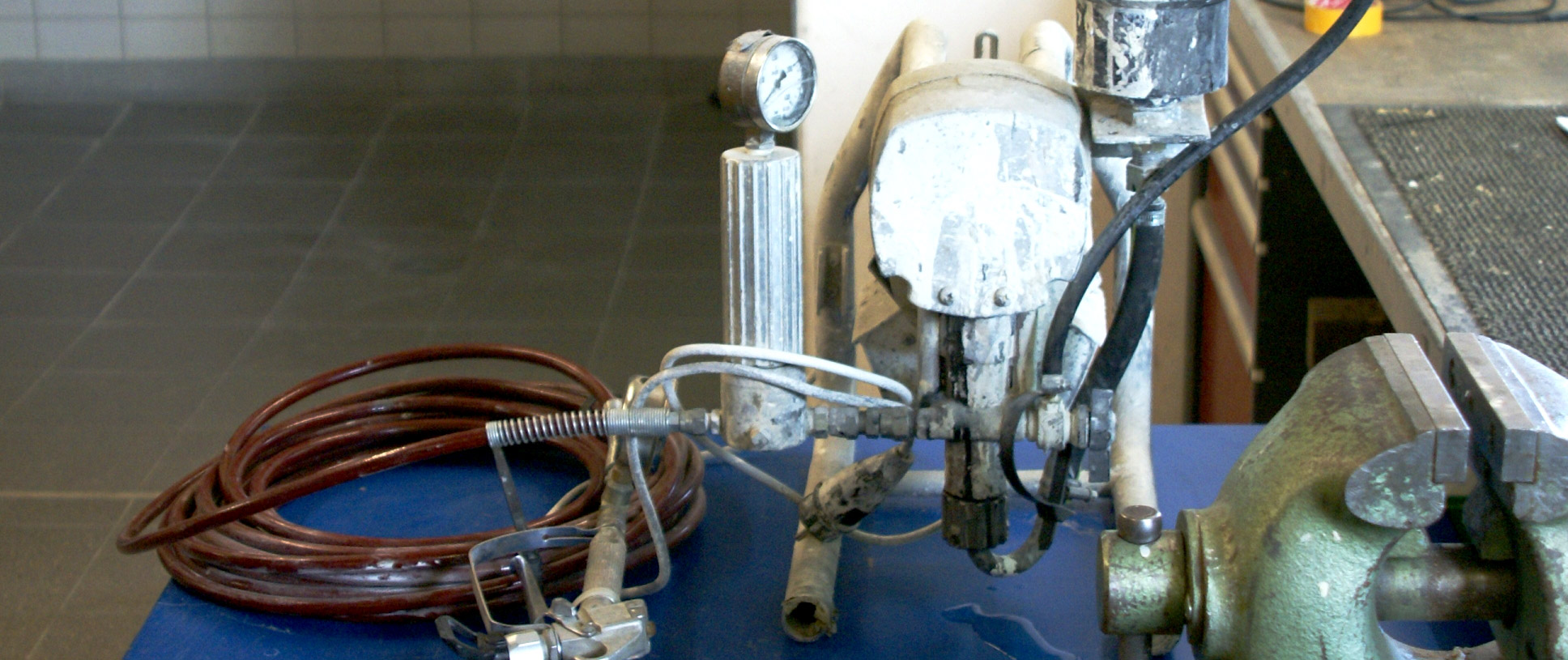 Linz GmbH Reparatur Maschinenklinik