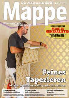 Mappe - Die Maler Fachzeitschrift