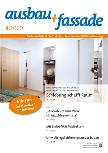 Ausbau + Fassade | April 2020