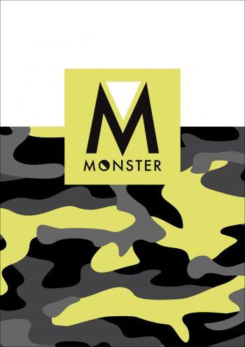 Monster Airless Broschüre