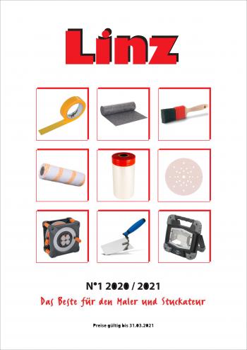 N°1 Katalog 2020 / 2021