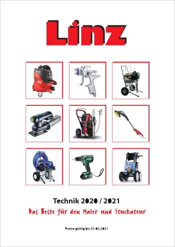 Technik Katalog 2020 / 2021